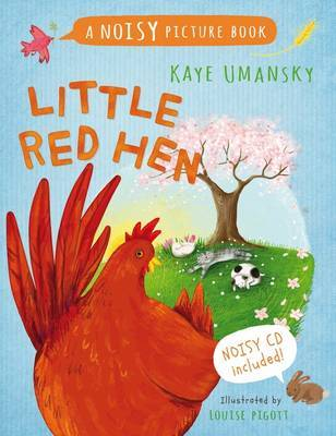 Little Red Hen (A Noisy Picture Book & CD)