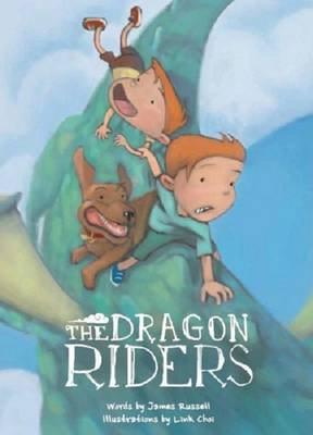 The Dragon Riders (Dragon Brothers Trilogy #3)
