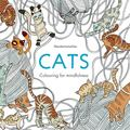 Cats: Colouring for Mindfulness