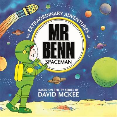 Mr Benn: Spaceman