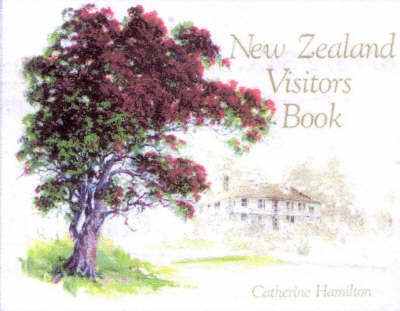 New Zealand Visitors Book