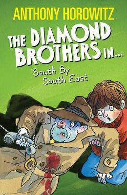 South by South East (Diamond Brothers #3)