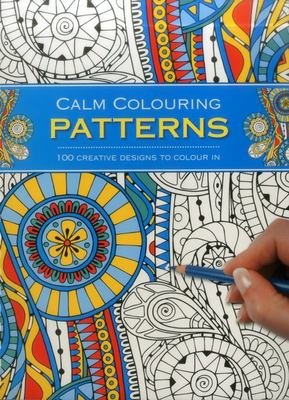 Calm Colouring: Patterns