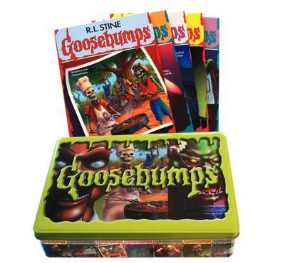 Goosebumps Limited Edition Retro Scream Collectors Tin