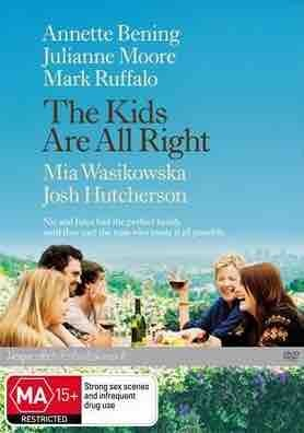 Kids Are All Right Dvd