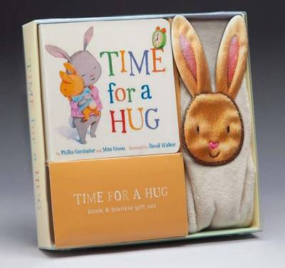 Time for a Hug (Book & Blankie Gift Set)