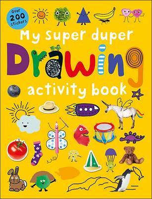 Drawing Activity Book (My Super Duper)