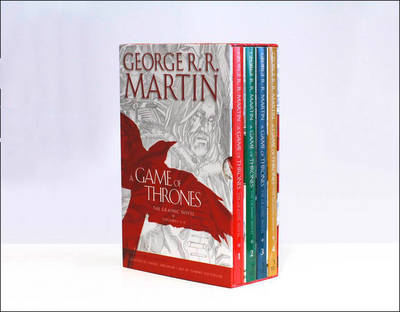 Game of Thrones (Graphic Novels 1-4)