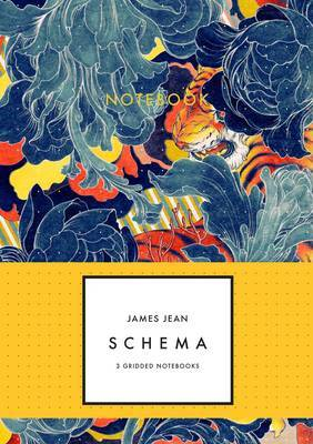 James Jean - Schema Notebook Collection