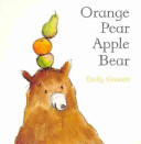 Orange, Pear, Apple, Bear (Board)