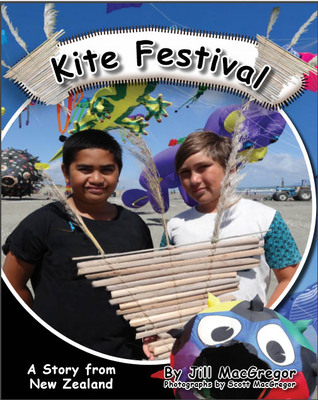 Kite Festival: A Story from New Zealand (Children of the Pacific)