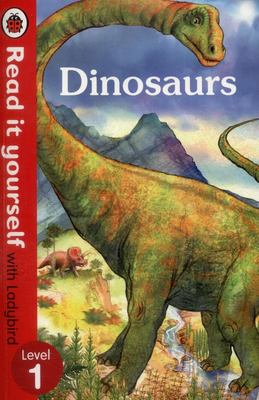 Dinosaurs (Read it Yourself with Ladybird: Level 1)
