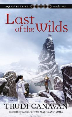 Last of the Wilds (Age of the Fire #2)