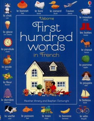 Usborne First 100 Words in French