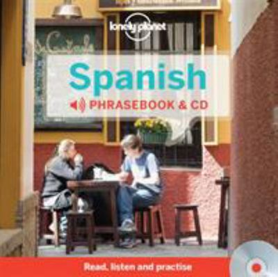 Spanish Phrasebook & Audio CD 3