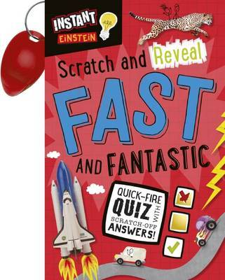 Fast and Fantastic: Instant Einstein: Scratch and Reveal
