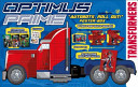 Transformers Optimus Prime Transforming Box