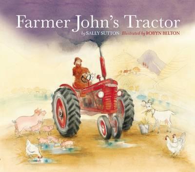 Farmer John's Tractor (hardback)