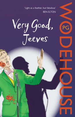 Very Good, Jeeves (Jeeves & Wooster)