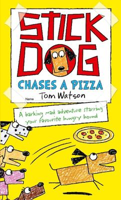 Stick Dog Chases a Pizza (#3)