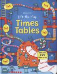 Usborne Times Tables (Usborne Lift-the-Flap Board Book)