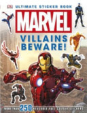 Marvel Villains Beware Ultimate Sticker Book