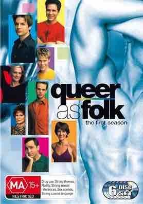 Queer As Folk US Season 1 Box Dvd
