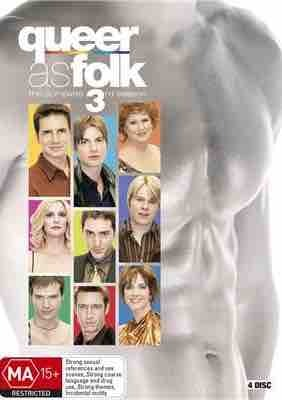 Queer As Folk US Season 3 Box Dvd