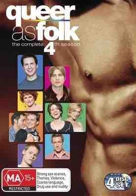 Queer As Folk US Season 4 Box Dvd