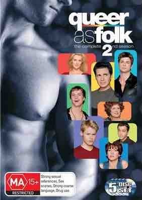 Queer As Folk US Season 5 Box Dvd
