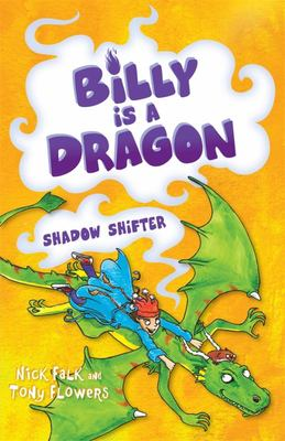 Shadow Shifter (Billy is a Dragon #3)