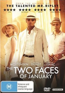Two Faces of January Dvd