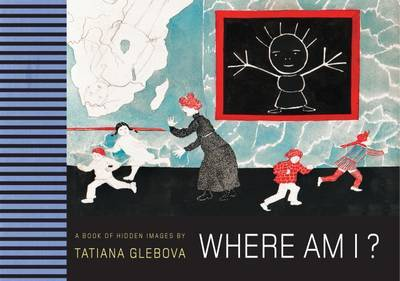 Where am I? - A Book of Hidden Images