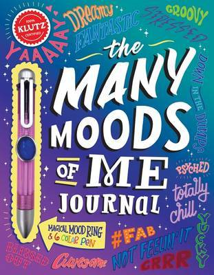 The Many Moods of Me Journal (Klutz)