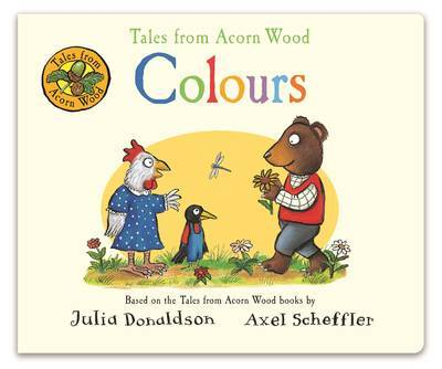 Colours (Tales from Acorn Wood)