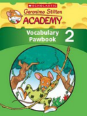 Geronimo Stilton Academy Vocabulary Pawbook Level 2
