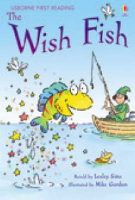 The Wish Fish (Usborne First Reading Level 1)
