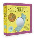 Learn to Crochet Kit: Creative Craft Kit, Includes Hook and Yarn for Practice and for Making Your First Scarf