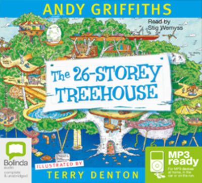 The 26 Storey Treehouse (MP3)