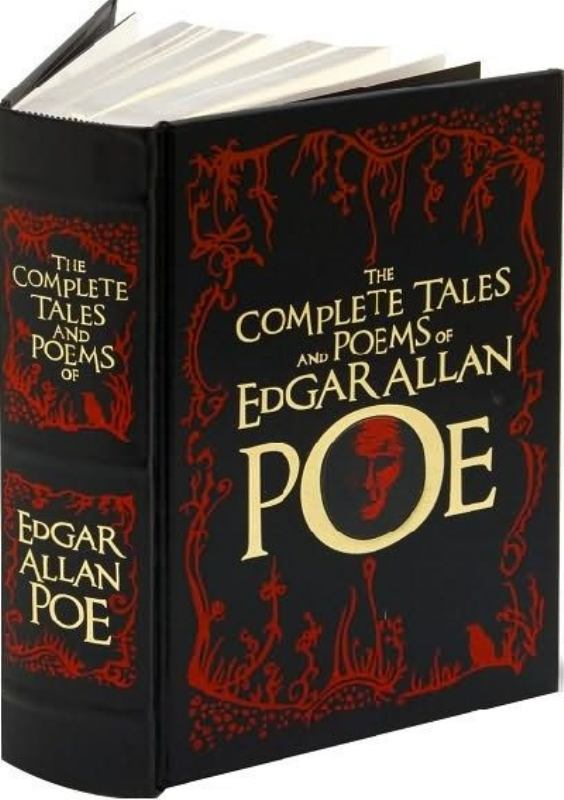 The Complete Tales and Poems of Edgar Allan Poe (Leather Bound)