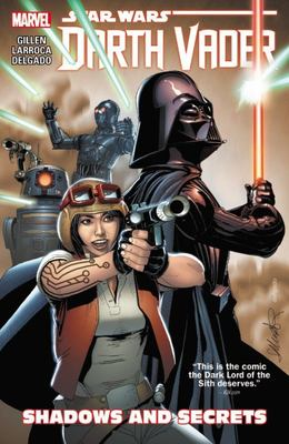 Star Wars - Darth Vader Vol. 2: Shadows and Secrets