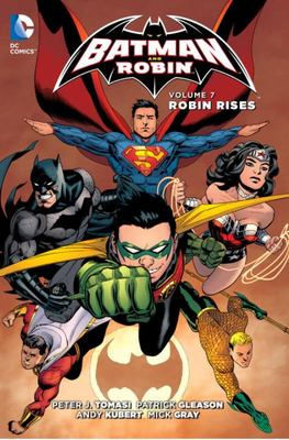 Batman and Robin: Vol 7 : Robin Rises