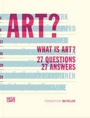 What is Art?: 27 Questions