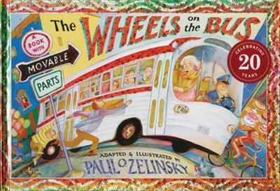 The Wheels on the Bus (Pop Up)