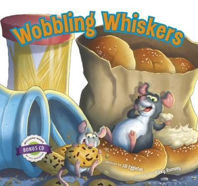 Wobbling Whiskers Book & CD