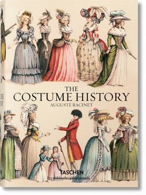 Auguste Racinet - The Complete Costume History