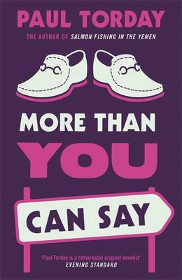 More Than You Can Say