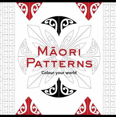 Maori Patterns Colour your World