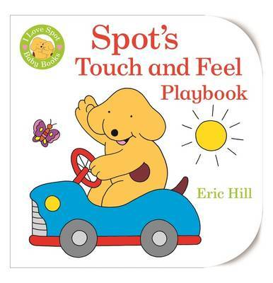 Baby Spot Touch and Feel Playbook