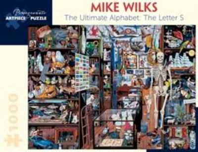 Mike Wilks:The Ultimate Alphabet: the Letter S 1000-piece jigsaw puzzle